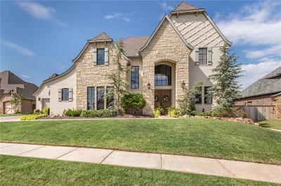 Edmond Single Family Home For Sale: 17849 Prairie Sky Way