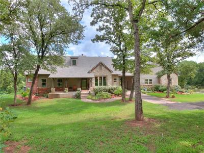 Arcadia Single Family Home For Sale: 11919 E Sorghum Mill Road