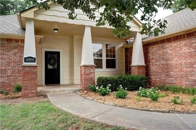 Guthrie Single Family Home For Sale: 1004 White Tail Court