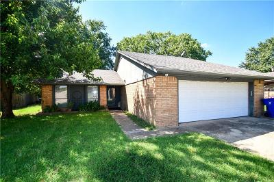 Norman Single Family Home For Sale: 804 Smalley