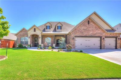 Norman Single Family Home Pending: 913 Corbett Drive