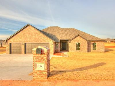 Guthrie Single Family Home For Sale: 9065 Melissa Court