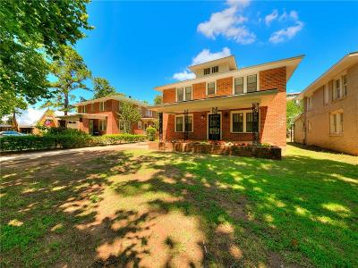 Norman Single Family Home For Sale: 827 College
