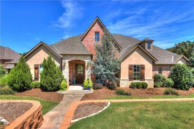 Edmond Single Family Home For Sale: 1317 W Autumn Creek Drive