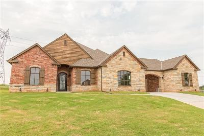 Edmond Single Family Home For Sale: 3401 Creek Spur Road