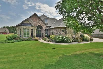 Edmond Single Family Home For Sale: 7902 Cardinal Ridge Drive
