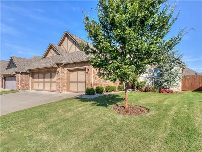 Edmond Single Family Home For Sale: 16009 Angie Kaye Lane