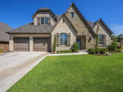 Edmond Single Family Home For Sale: 3317 Lupine Lane
