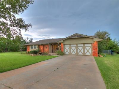 Piedmont Single Family Home For Sale: 15101 Westlake Drive