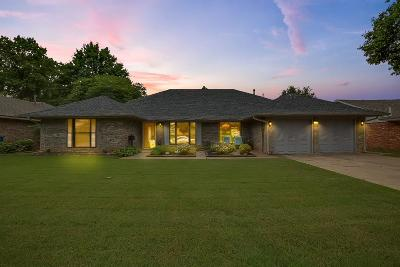 Midwest City Single Family Home For Sale: 912 Glenmanor Drive
