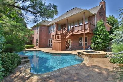 Edmond Single Family Home For Sale: 2700 Amesbury Lake