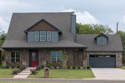 Norman Single Family Home For Sale: 841 Siena Springs Drive