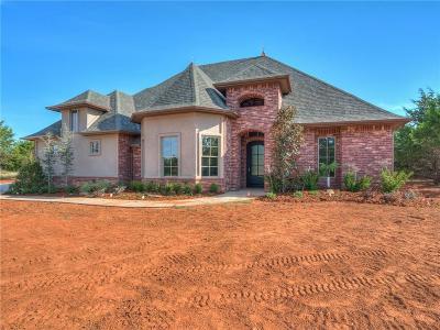 Edmond Single Family Home For Sale: 2651 Loblolly Lane
