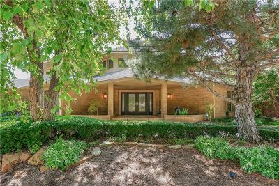 Oklahoma City Single Family Home For Sale: 4612 Tamarisk