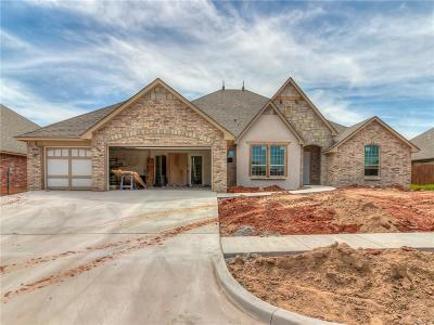 Edmond Single Family Home For Sale: 2008 NW 199th Street