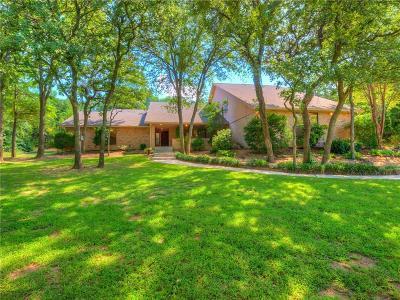 Oklahoma City Single Family Home For Sale: 10100 Bramblebush Court