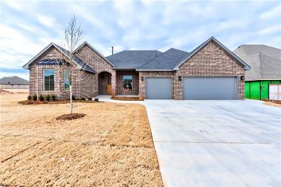 Edmond Single Family Home For Sale: 15617 Fountain Creek Lane