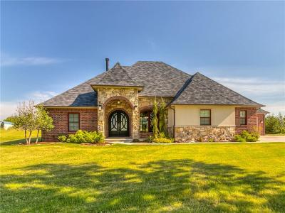 Edmond Single Family Home For Sale: 7501 NW 220th Street