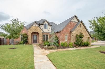 Oklahoma City Single Family Home For Sale: 7601 NW 135th Street