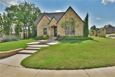 Edmond Single Family Home For Sale: 2425 Nay Circle