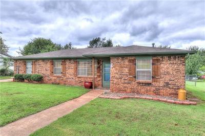 Guthrie Single Family Home For Sale: 5109 S Triplett Road