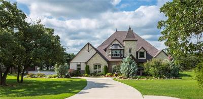 Arcadia Single Family Home For Sale: 14200 Little Hickory