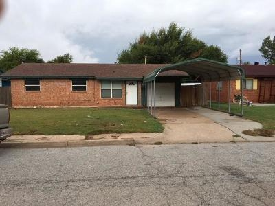 Single Family Home For Sale: 2425 N Nottingham