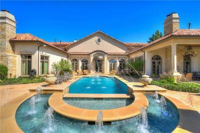 Oklahoma City Single Family Home For Sale: 5000 Wisteria Drive