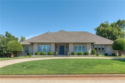 Oklahoma City Single Family Home For Sale: 3165 Brush Creek Road