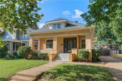 Oklahoma City Single Family Home For Sale: 1017 NW 17th Street