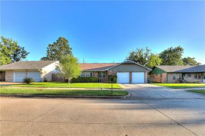 Edmond Single Family Home For Sale: 702 W 7th Street