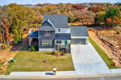 Edmond Single Family Home For Sale: 1524 Mason Lane