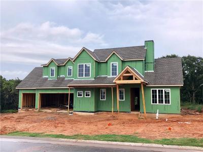 Edmond Single Family Home For Sale: 1400 Mason Lane