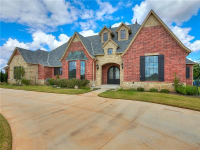 Edmond Single Family Home For Sale: 21764 Villagio Drive