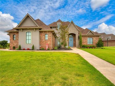 Oklahoma City Single Family Home For Sale: 13216 Knight Island Drive
