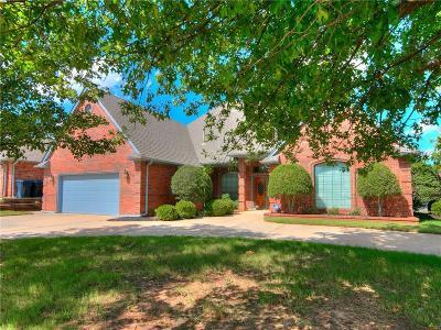 Oklahoma City Single Family Home For Sale: 2625 SW 112th Street