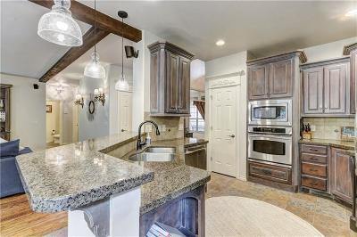 Edmond Single Family Home For Sale: 6451 Valley Ridge