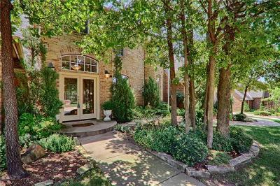 Edmond Single Family Home For Sale: 3208 Sawgrass Road