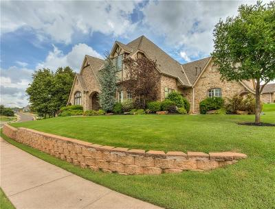 Edmond Single Family Home For Sale: 4316 Round Up Road