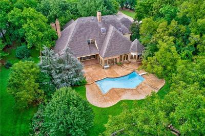 Edmond Single Family Home For Sale: 4101 Oakdale Forest Road