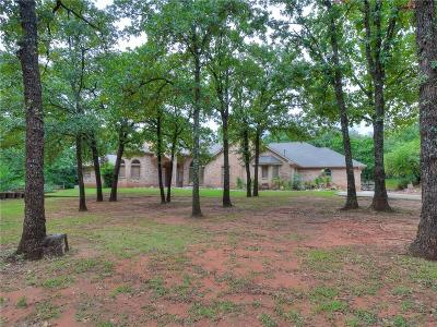 Norman Single Family Home For Sale: 5815 Hickory Bend Drive