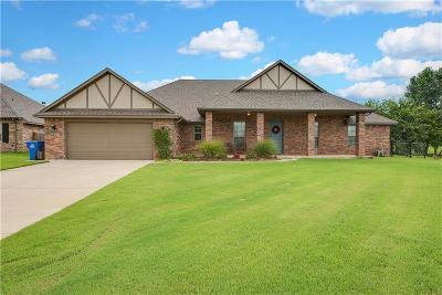 Edmond Single Family Home For Sale: 1320 Ashley Circle