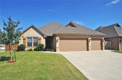 Edmond Single Family Home For Sale: 17616 Braken Drive