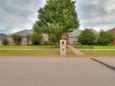 Yukon Single Family Home For Sale: 9400 SW 32nd Terrace