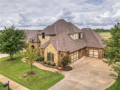 Oklahoma City Single Family Home For Sale: 7625 NW 135th Street