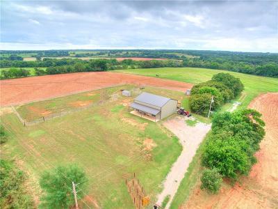 Guthrie Single Family Home For Sale: 8745 E Prairie Grove Road