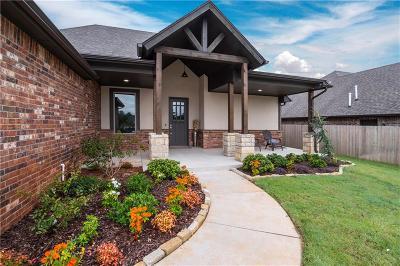 Yukon Single Family Home For Sale: 11501 Fairways Avenue