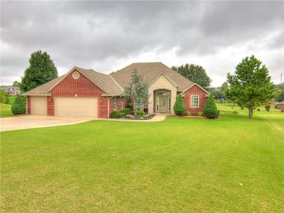 Norman Single Family Home For Sale: 3517 Estate Drive
