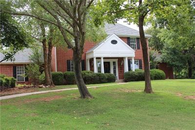 Edmond Single Family Home For Sale: 4904 Barrington
