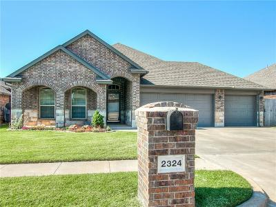 Edmond Single Family Home For Sale: 2324 NW 154th Street